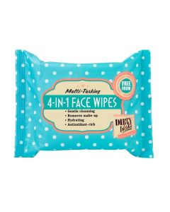 Multi Tasking 4 in 1 Wipes 25pcs