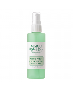 Facial Spray with Aloe, Cucumber & Green Tea 118ml