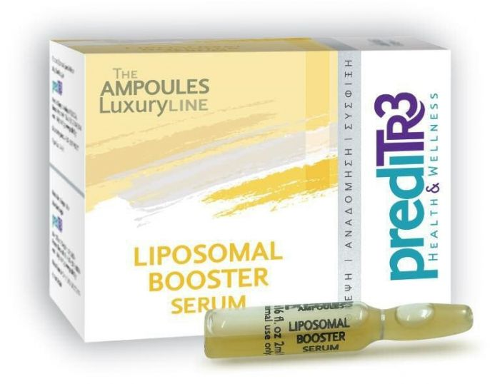 The Ampoules Luxury Line Liposomal Booster Serum 2ml 1pc
