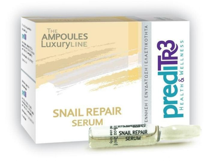 The Ampoules Luxury Line Snail Repair Serum 2ml 1pc