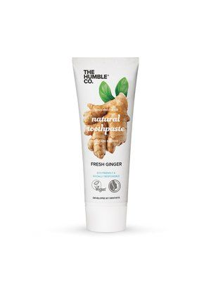 Humble Natural Toothpaste - Ginger 75ml