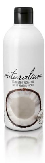 Coconut Bath & Shower Gel 500ml