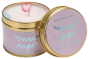 Snow Angel Tinned Candle