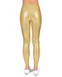 """Oblivion"" Glitter Gold Leggings"