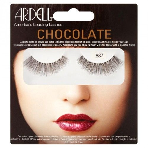 Fashion Chocolate Lashes 887 Brown