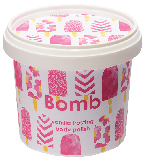 Vanilla Frosting Body Polish 365ml