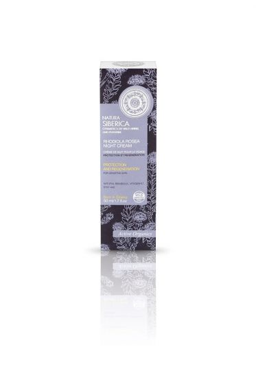 Rhodiola Rosea Night Cream 50ml