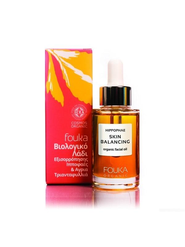 Skin Balancing Oil Serum 100% Organic 30ml